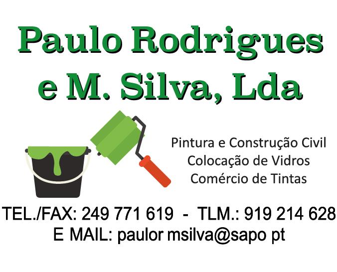 Paulo Rodrigues e M.Silva, Lda