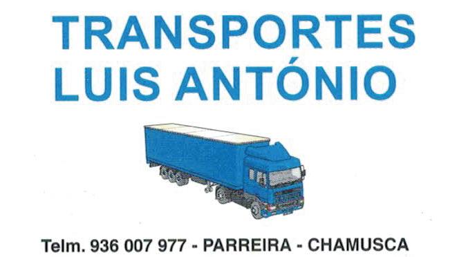 Transportes Luís António - Sociedade Unipessoal, Lda