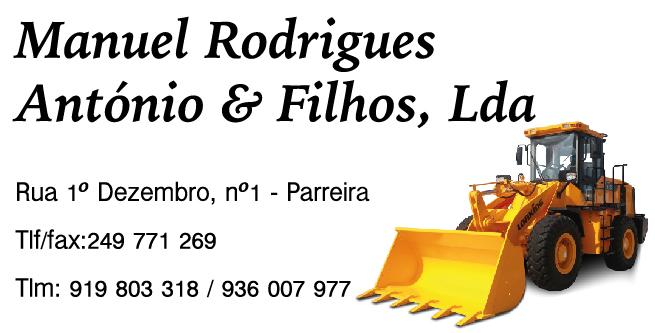 Manuel Rodrigues António & Filhos, Lda