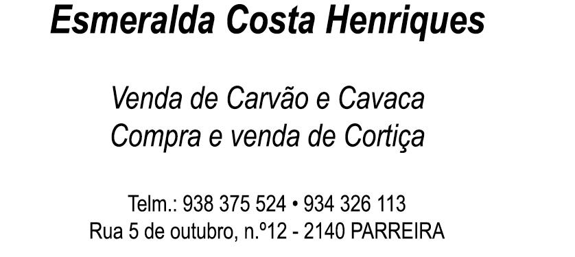 Esmeralda Costa Henriques