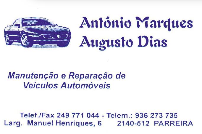 António Marques Augusto Dias
