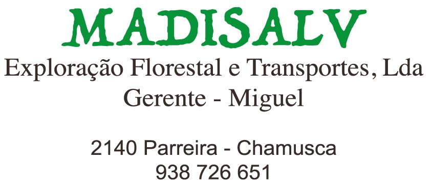 Madisalv - Exploração Florestal, Lda