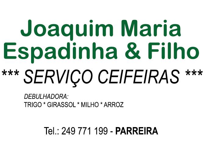 Joaquim Maria Espadinha & Filho
