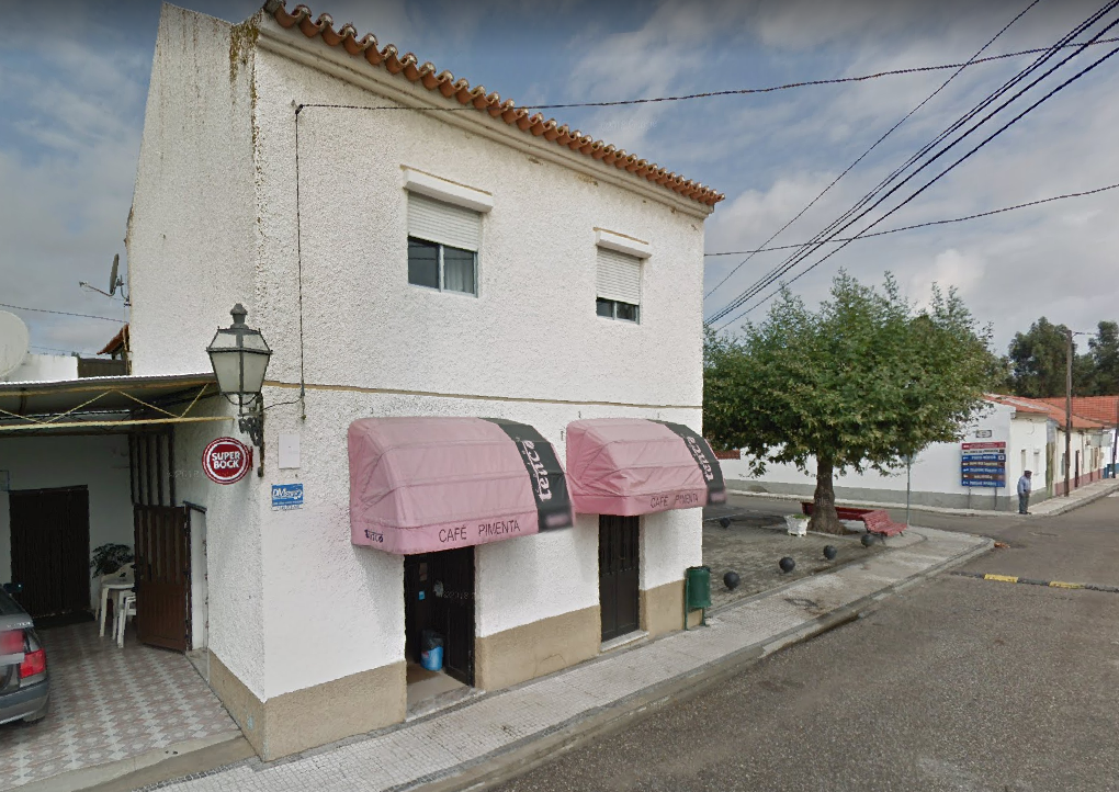 "Restaurante ""Pimenta"""